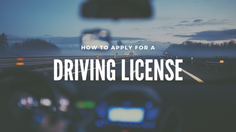 how to get driving license in india