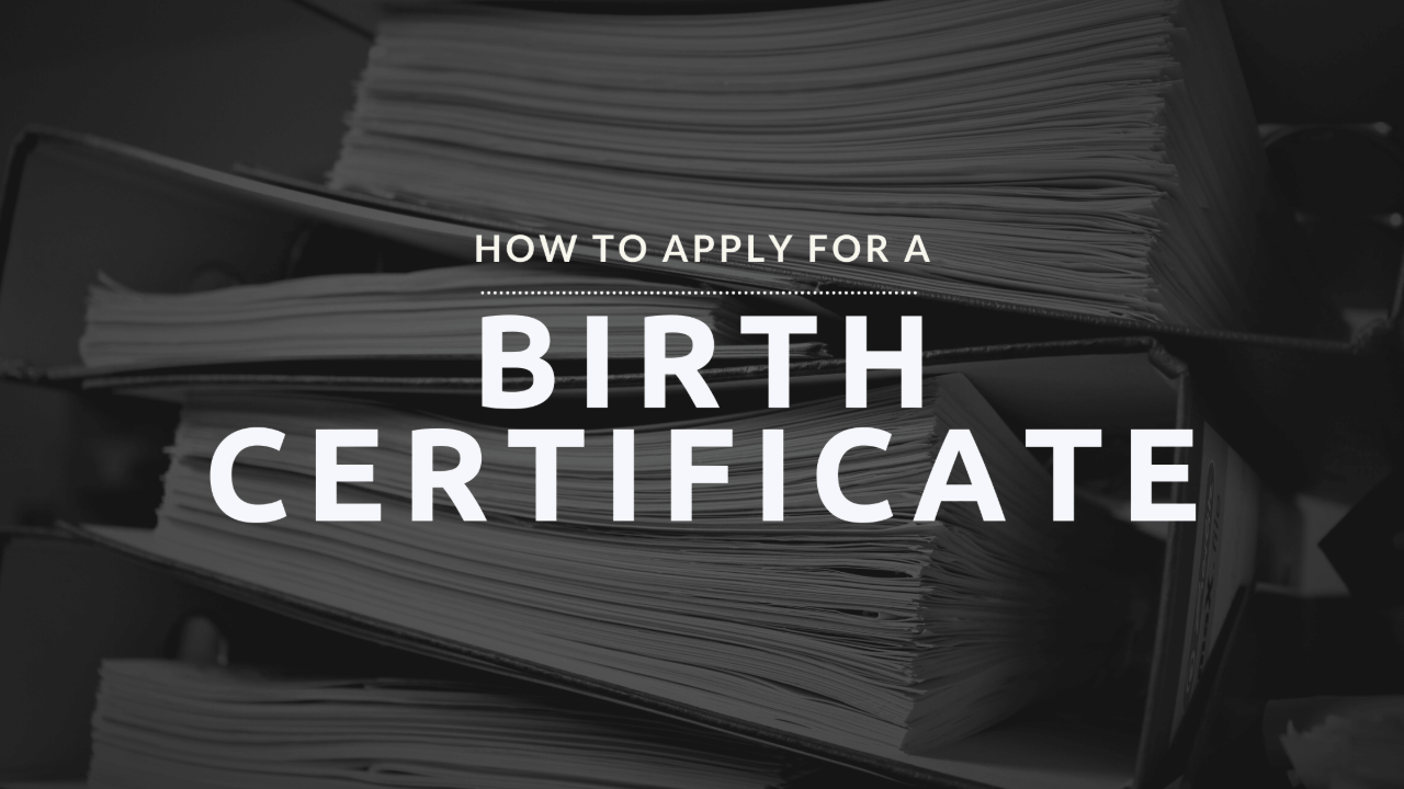 How to apply for birth certificate in Chandigarh