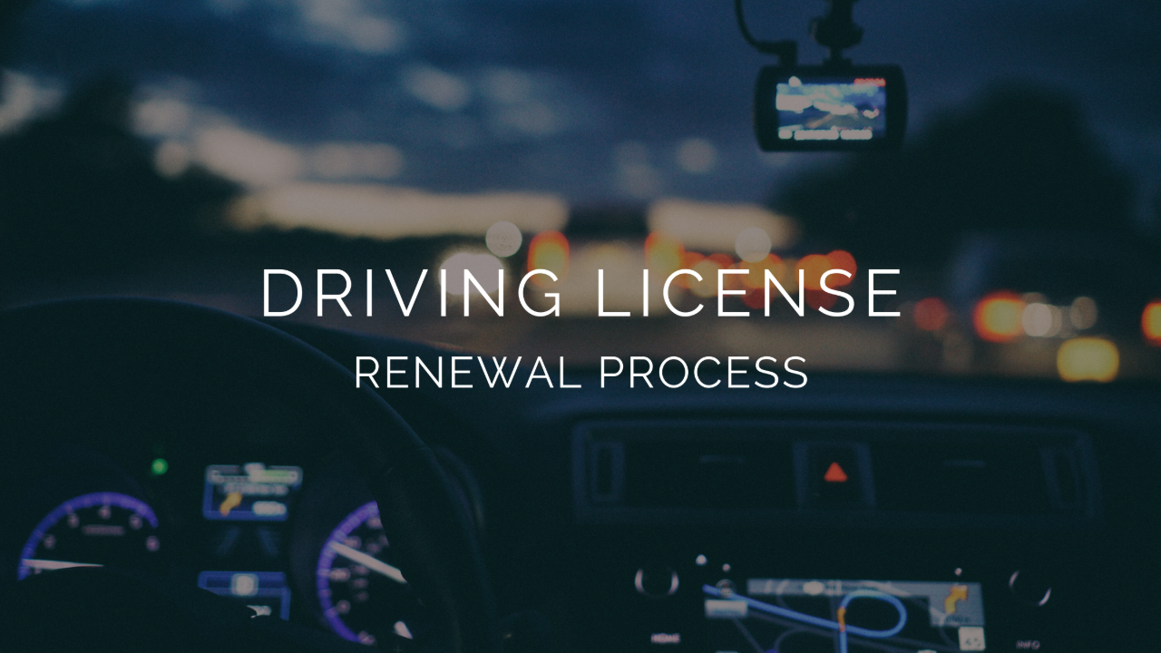 How to renew Driving License in India