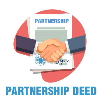 What is a partnership deed?