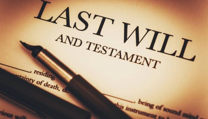 things that should not be included in your will