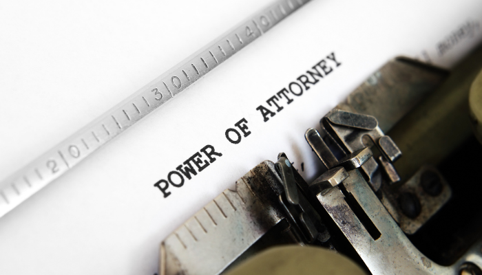 How a Power of attorney is made?