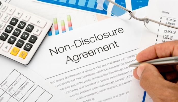 non-disclosure agreement for software development